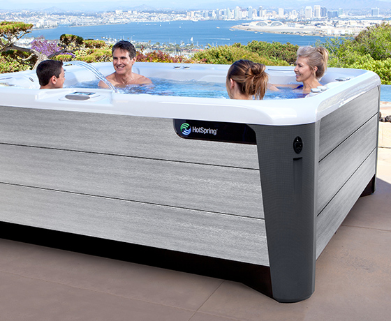 Highlife® Spa Pool Collection | HotSpring Spas