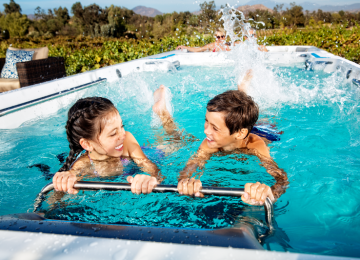 15 Reasons Why Traditional Swimming Pools Are Out Of Date | HotSpring Spas