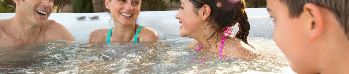 Top 5 Activities To Keep The Family Entertained | HotSpring Spas