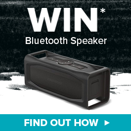 For your chance to WIN Bluetooth Speaker | HotSpring Spas
