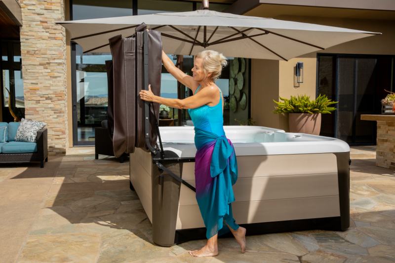 Hot Spring Highlife Triumph - Comfort At It's Best. | HotSpring Spas