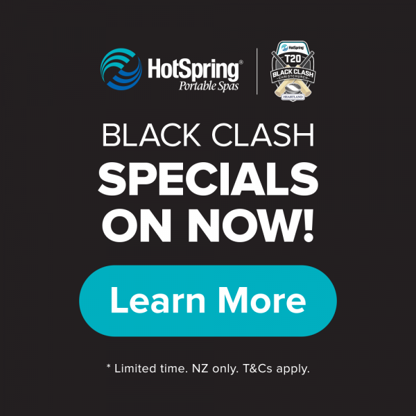 T20 Black Clash Specials On Now | HotSpring Spas