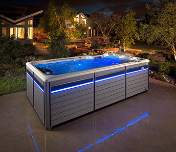 LED Illumination | HotSpring Spas