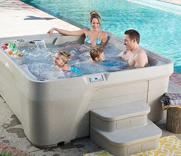 Hot & Ready Whenever, Wherever You Are | HotSpring Spas