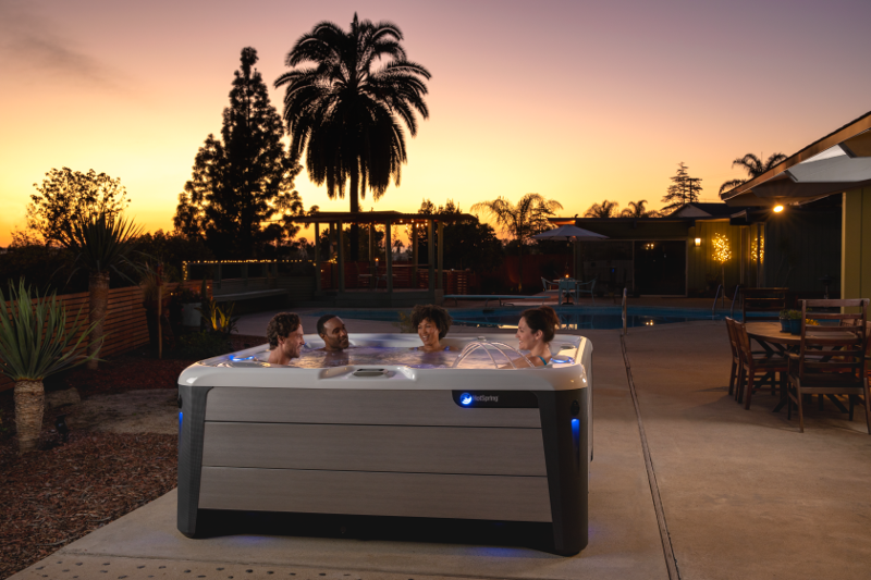 Highlife Vanguard - An oasis for entertainment | HotSpring Spas