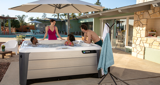 Side Enhancements | HotSpring Spas