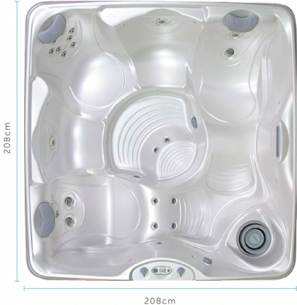 The Propel™ 5 Person Spa Pool | HotSpring Spas