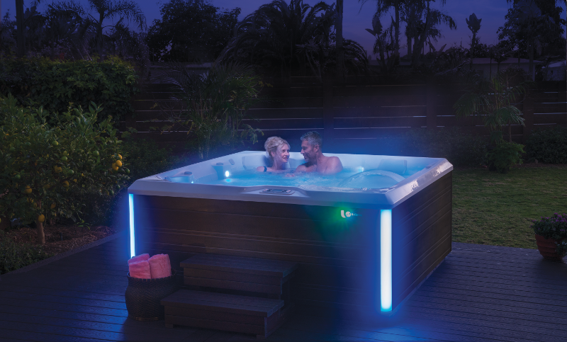 Hot Spring Limelight Flair - Quality Time Well Spent.  | HotSpring Spas
