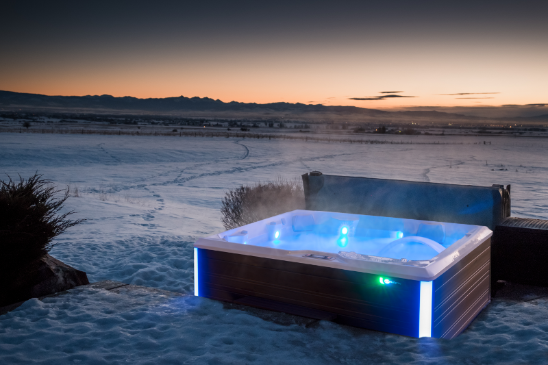 Hot Spring Limelight Flair - The Ultimate Relaxation. | HotSpring Spas