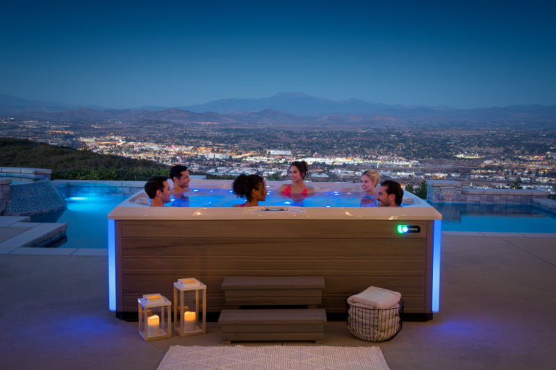 Hot Spring Limelight 2018 Prism Entertaining Under The Stars. | HotSpring Spas