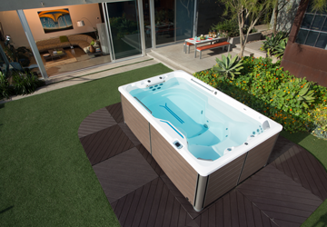 How To Install A Swim Spa Endless Pools Hot Spring Spas