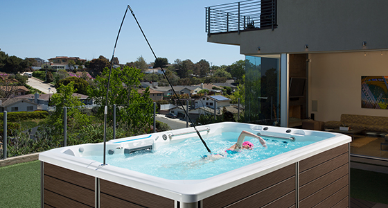 Swim Tether | HotSpring Spas