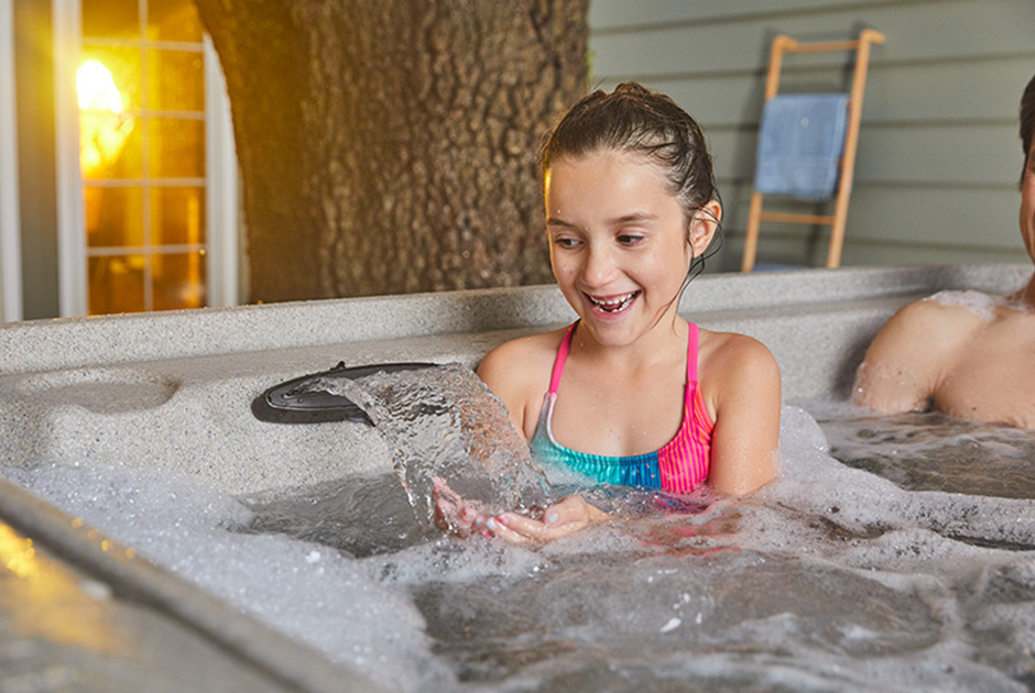 Plug-N-Play technology means you can skip the expensive electrical hard-wiring — all you have to do is plug it into any 240v 10amp outlet. | HotSpring Spas