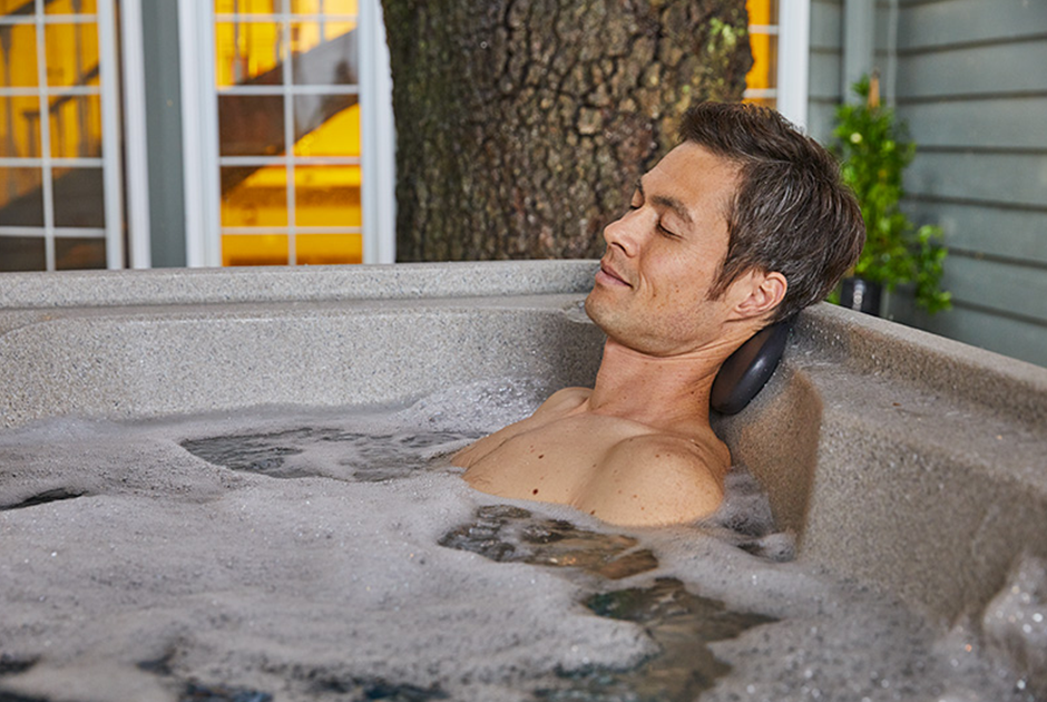 Soak and unwind in luxury and comfort with the stylish Excursion Premier Spa.  | HotSpring Spas