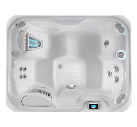 Jetsetter™ 3 Person Spa Pool | HotSpring Spas
