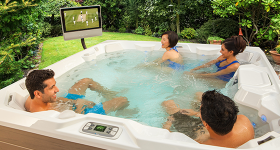 Entertainment Systems | HotSpring Spas