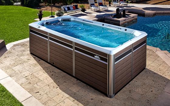 Lap Pools Vs Swim Spas Hot Spring Spas