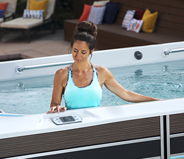 Control and Aux Panels | HotSpring Spas