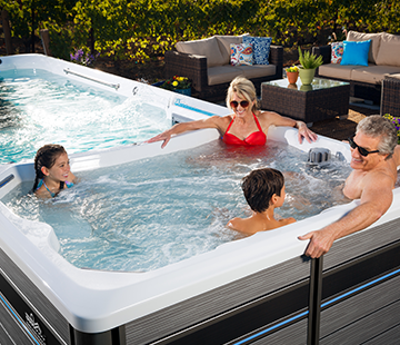Hydromassage Spa Seating | HotSpring Spas